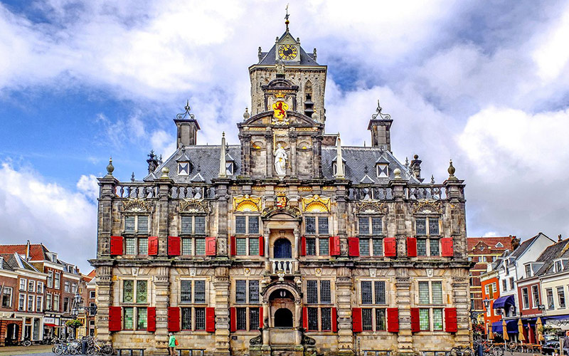 Delft- Places to visit in Netherlands