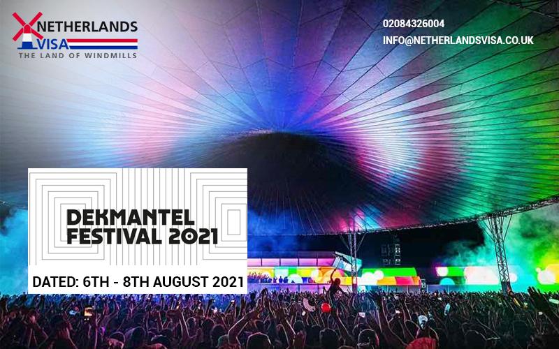 Dekmantel Festival 2021