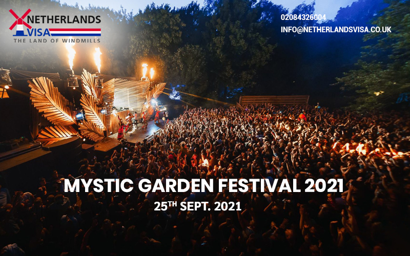 Mystic Garden Festival 2021